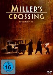 Miller's Crossing, DVD