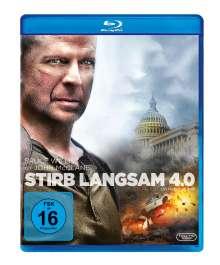 Stirb langsam 4.0 (Blu-ray), Blu-ray Disc