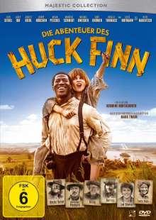 Die Abenteuer des Huck Finn, DVD