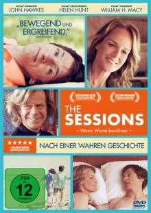 The Sessions - Wenn Worte berühren, DVD