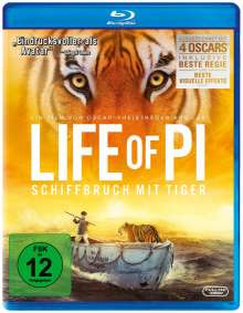 Life Of Pi (Blu-ray), Blu-ray Disc