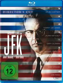 JFK (Blu-ray), Blu-ray Disc