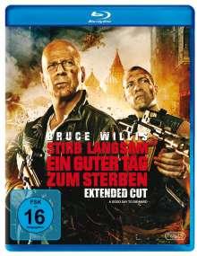 Stirb langsam 5 - Ein guter Tag zum Sterben (Blu-ray), Blu-ray Disc