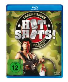 Hot Shots! - Der 2. Versuch (Blu-ray), Blu-ray Disc
