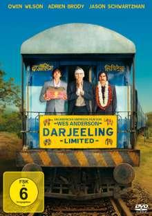 Darjeeling Limited, DVD