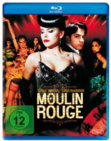 Moulin Rouge (2001) (Blu-ray), Blu-ray Disc