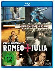 Romeo und Julia (1996) (Blu-ray), Blu-ray Disc