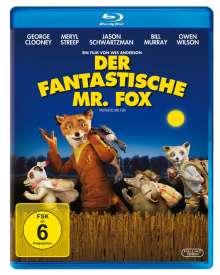 Der fantastische Mr. Fox (Blu-ray), Blu-ray Disc