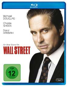 Wall Street (Blu-ray), Blu-ray Disc