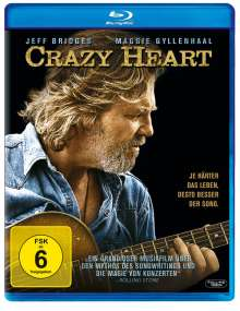 Crazy Heart (Blu-ray), Blu-ray Disc