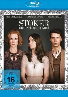 Stoker (Blu-ray), Blu-ray Disc
