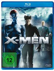 X-Men (Blu-ray), Blu-ray Disc