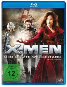 X-Men 3: Der letzte Widerstand (Blu-ray), Blu-ray Disc