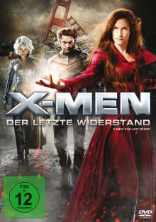 X-Men 3: Der letzte Widerstand, DVD