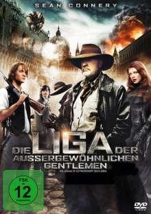Die Liga der außergewöhnlichen Gentlemen, DVD