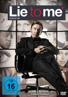 Lie To Me Staffel 2, 6 DVDs