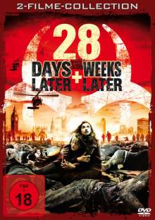 28 Days Later / 28 Weeks Later, DVD