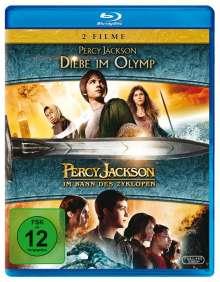 Percy Jackson 1 & 2 (Blu-ray), 2 Blu-ray Discs