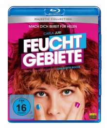 Feuchtgebiete (Blu-ray), Blu-ray Disc