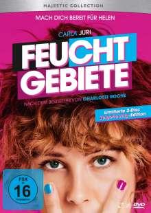 Feuchtgebiete (Zeigefreudig-Edition), 2 DVDs