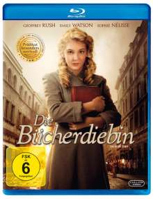 Die Bücherdiebin (Blu-ray), Blu-ray Disc