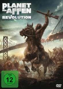 Planet der Affen: Revolution, DVD