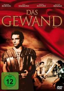 Das Gewand, DVD