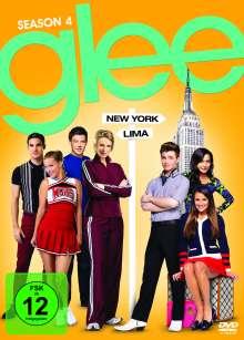 Glee Season 4, 6 DVDs
