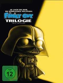Family Guy: Pelzvieh Trilogy, 3 DVDs