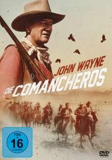 Die Comancheros, DVD