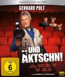 Und Äktschn! (Blu-ray), Blu-ray Disc