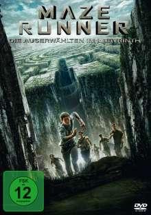 Maze Runner, DVD
