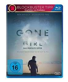 Gone Girl (Blu-ray), Blu-ray Disc