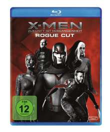 X-Men - Zukunft ist Vergangenheit (Rogue Cut) (Blu-ray), 2 Blu-ray Discs