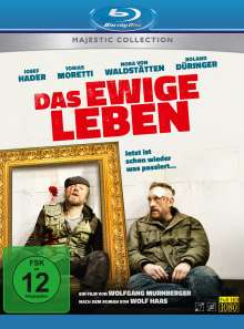 Das ewige Leben (Blu-ray), Blu-ray Disc