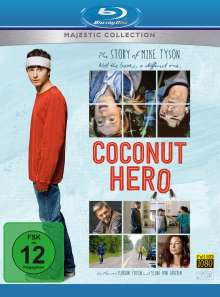 Coconut Hero (Blu-ray), Blu-ray Disc