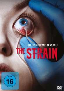 The Strain Staffel 1, 4 DVDs