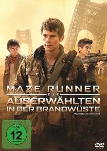Maze Runner 2 - Die Auserwählten in der Brandwüste, DVD