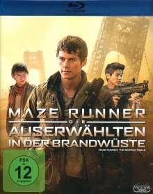 Maze Runner 2 - Die Auserwählten in der Brandwüste (Blu-ray), Blu-ray Disc