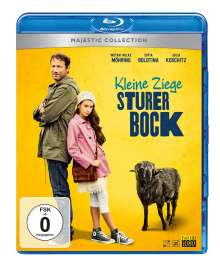 Kleine Ziege, sturer Bock (Blu-ray), Blu-ray Disc