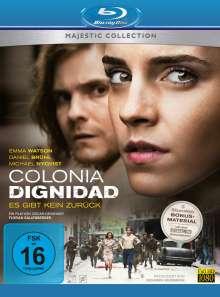 Colonia Dignidad (Blu-ray), Blu-ray Disc