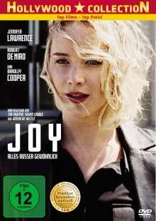 Joy (2015), DVD