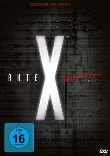 Akte X (Komplette Serie) (Blu-ray), 55 Blu-ray Discs