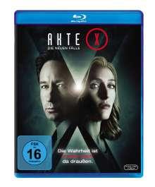 Akte X Staffel 10 (Blu-ray), 2 Blu-ray Discs