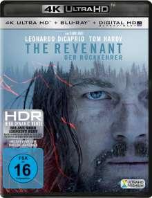 The Revenant - Der Rückkehrer (Ultra HD Blu-ray & Blu-ray), 1 Ultra HD Blu-ray und 1 Blu-ray Disc