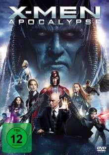 X-Men: Apocalypse, DVD