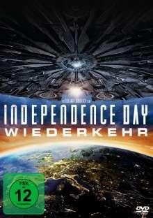 Independence Day 2 - Wiederkehr, DVD