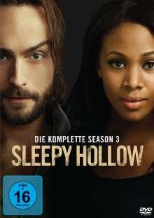Sleepy Hollow Staffel 3, 5 DVDs