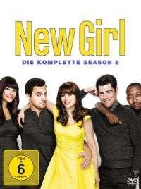 New Girl Season 5, 3 DVDs