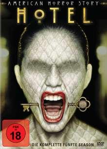 American Horror Story Staffel 5: Hotel, 4 DVDs
